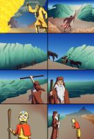 Avatar Moses by Swashbookler