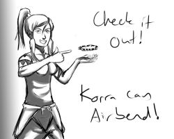 Korra Funny by chrisdog203