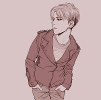 1994! Levi by Arseniks