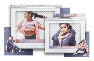 Pack Png 1004// Selena Gomez. by ExoticPngs