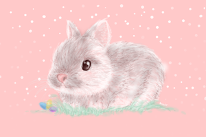 Bunny Day by Sarah-in-a-bonnet