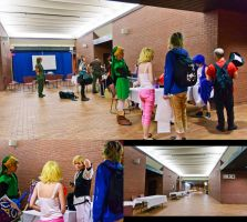 CoTiCon 2014: Journalistic shots 7 by Henrickson