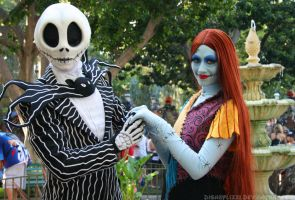 Jack and Sally 06 by DisneyLizzi