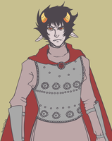 Karkat Armor by SnowpirateRoy