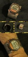 Silver Bracelet Watch Mark III by Windthin