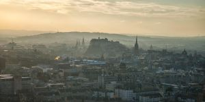 Edinburgh by Spyder-art