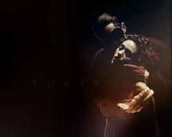 PotO Romance wallpaper : XL by olde-fashioned