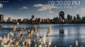 Citscapes Rainmeter by jonptr
