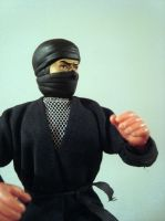 ninja  tong ind.co 1980 toy by DIGITALWIDERESOURCE