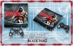 Assassins Creed IV: Black Flag PS3 Skin by phil-chan