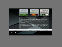 Web Interface 4 by alexxp