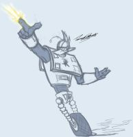 Sketch_GizmoDuck by Duaxer