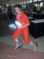 Chell 1 by EvilSp0rk