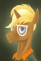 Trenderhoof by Wolframclaws