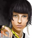 Soi Fon by HaitianHallow