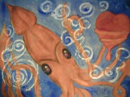 giant squid love 2006 by beatrixxx
