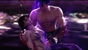 Jin's Ending from Tekken Tag 2 by TimothyB25