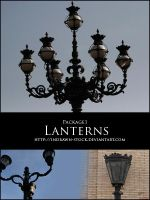 Lantern Package 1 by Indrawn-stock