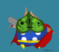 Thor Makar by ImJohnny