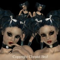 CB-3D Stock 09 by CB-Stock