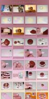 Tasty Cakes Tutorial by MissyMayhem