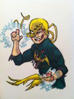 The Immortal Iron Fist (finished) by JackIvy