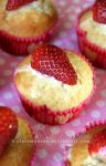 Strawberry Muffins by claremanson