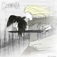 Germania by BrownPoo