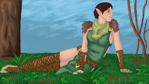 Merrill by cherrybubblegum