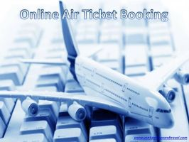 Online Air Ticket Booking Services in Kolkata by venturetour85