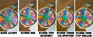 Just in time for the official premiere, new wheel! by wheelofwinnings