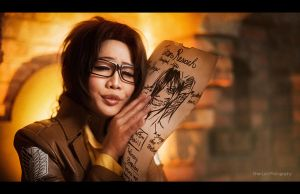 Shingeki no Kyojin: ALL MY LOVE by Astellecia