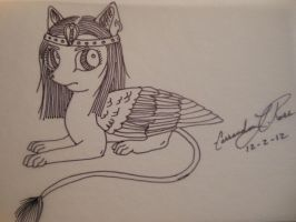 Sphinx by Momtat31