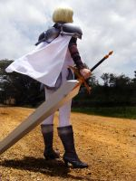 Clare - Claymore by Bara-Rose