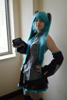 LETS GO!!!! come play Project Diva!!! by ArilaInsanityCosplay