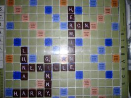 Harry Potter Scrabble Love by quidditchchick004