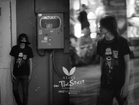ALIVE on THe Street 01 by gikz