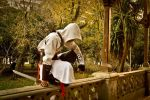 Altair Assasin's Creed by kandaphotocosplay