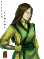 Spring Comission 03(Kyoshi) by NorthernPrincess