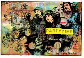 Party Time by goodmorningvoice