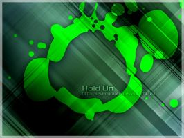 Hold On by sevengraphs