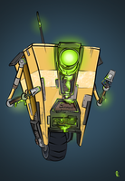 Claptrap / (unofficial) Terror Series by Jaacqs