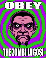 OBEY THE ZOMBIE by mister-bones