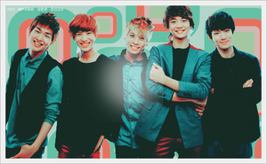 SHINee by babyfaceMUCH