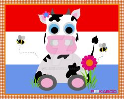 Dutch cow... by simoner