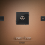 lunar flare compact by OtisBee