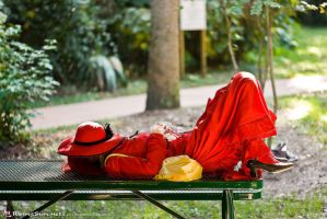 :Kuro: A Hard Days Work by AlouetteCosplay