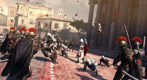 Assassins Creed Brotherhood by FeralSeraph