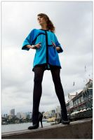 Marie - wharfside catwalk 1 by wildplaces