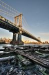 Brooklyn Bridge New York by Barrytr